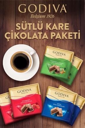 Godiva Sütlü Kare Çikolata Paketi