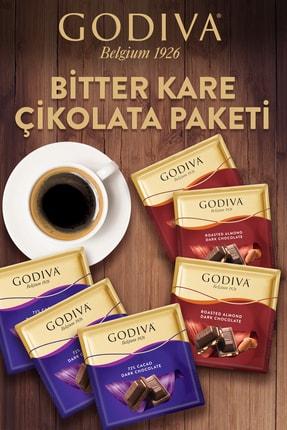 Godiva Bitter Kare Çikolata Paketi
