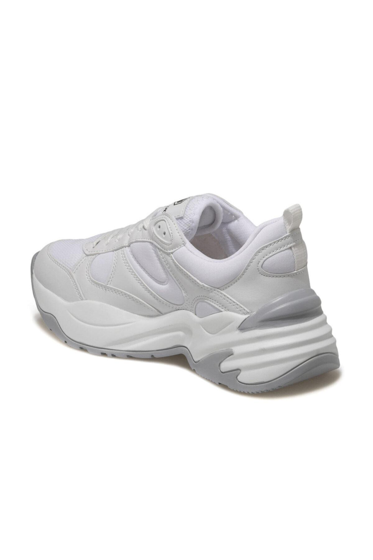 lumberjack Frıday Beyaz Kadın Sneaker Ayakkabı 2