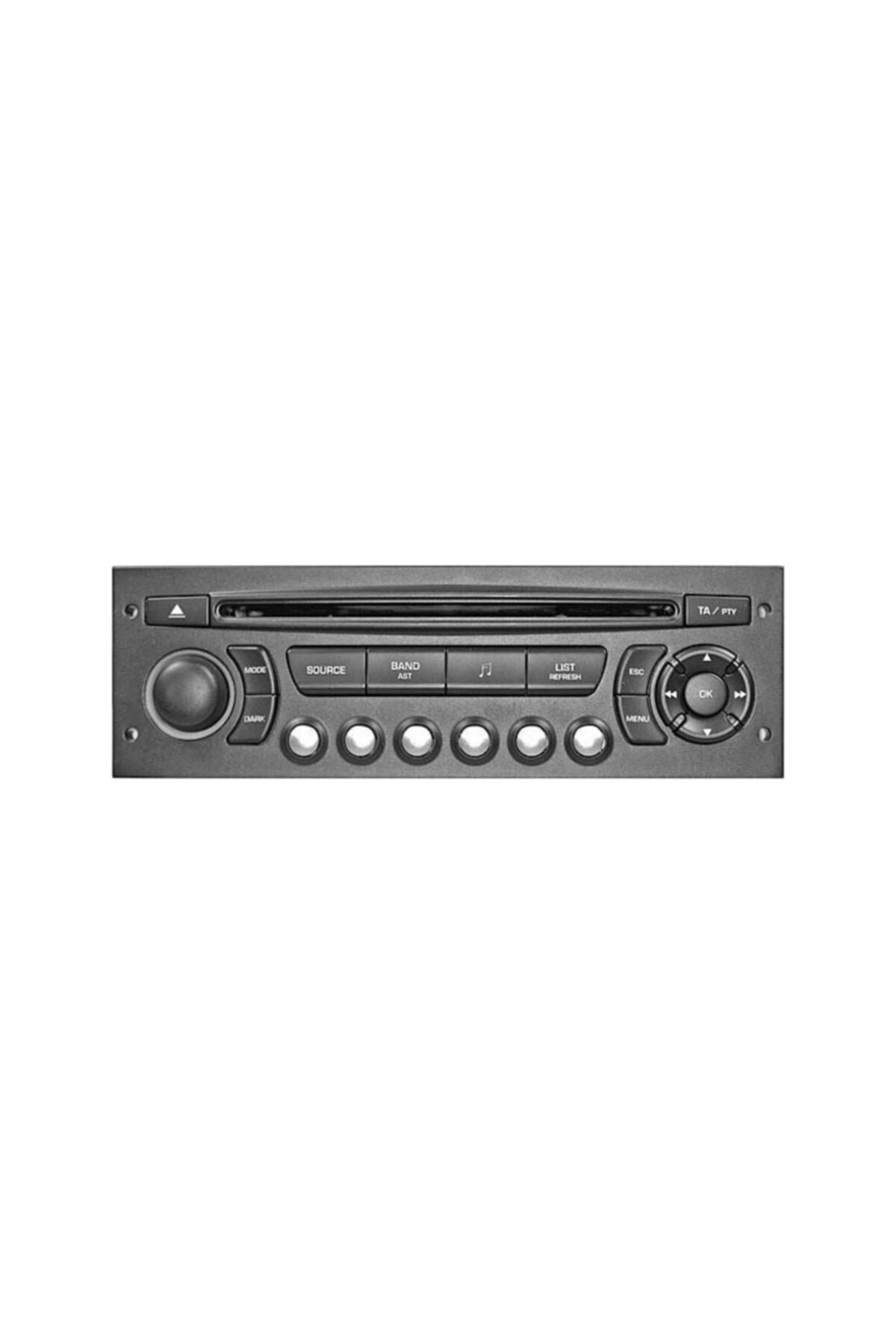Techmaster Peugeot 206 207 307 308 5008 Stereo Aux Kablosu Sku21 2