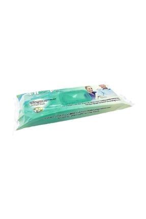 Has-Pet Haspet Antibakteriyel Perine Temizleme Havlusu 50 Li