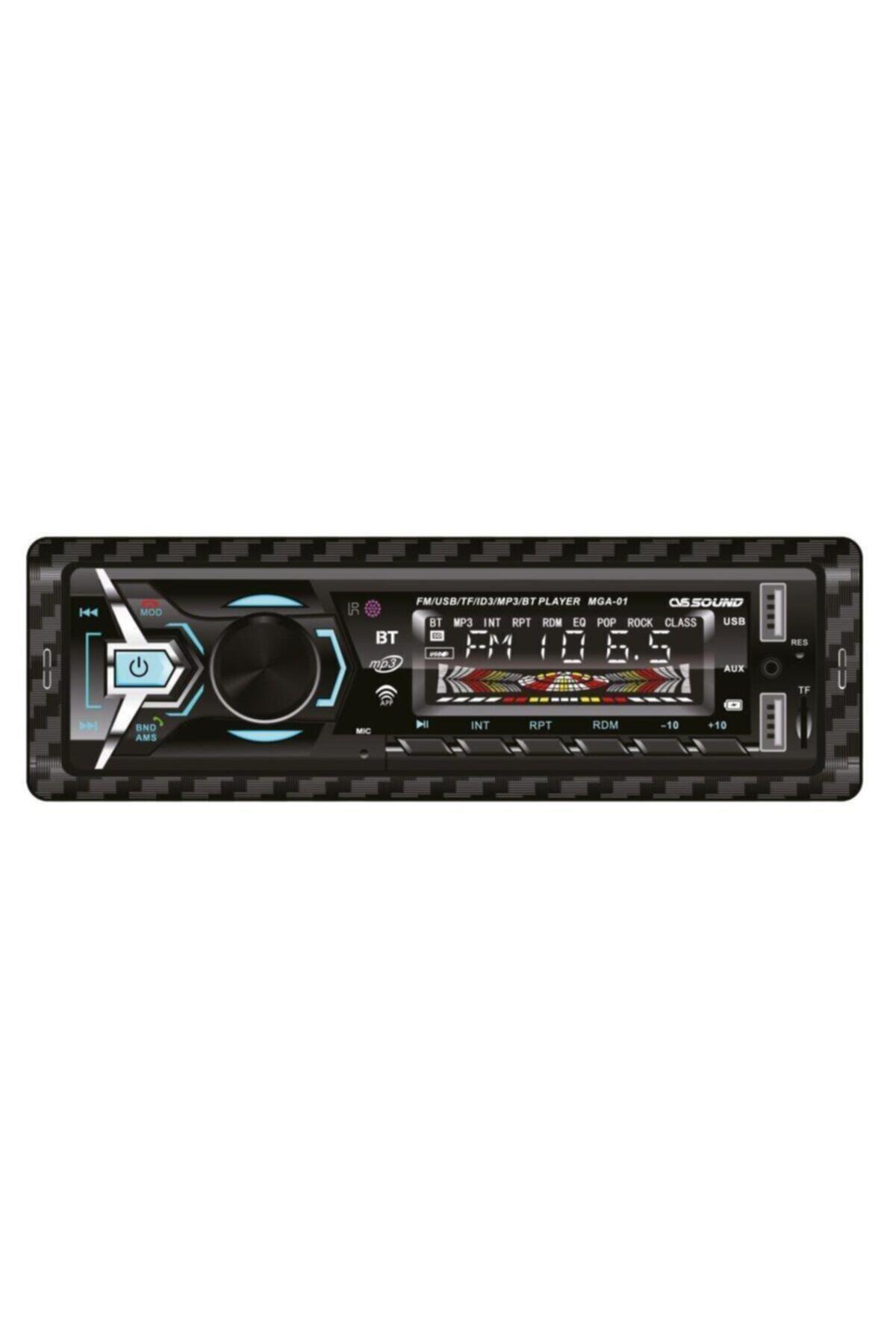 CVS Dn6302 Oto Teyp Radyo Bluetooth/aux/usb/sd Sevenkardeşler 1