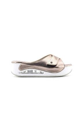 Pierre Cardin Pc 1405 8401 Kadın Terlik-platin
