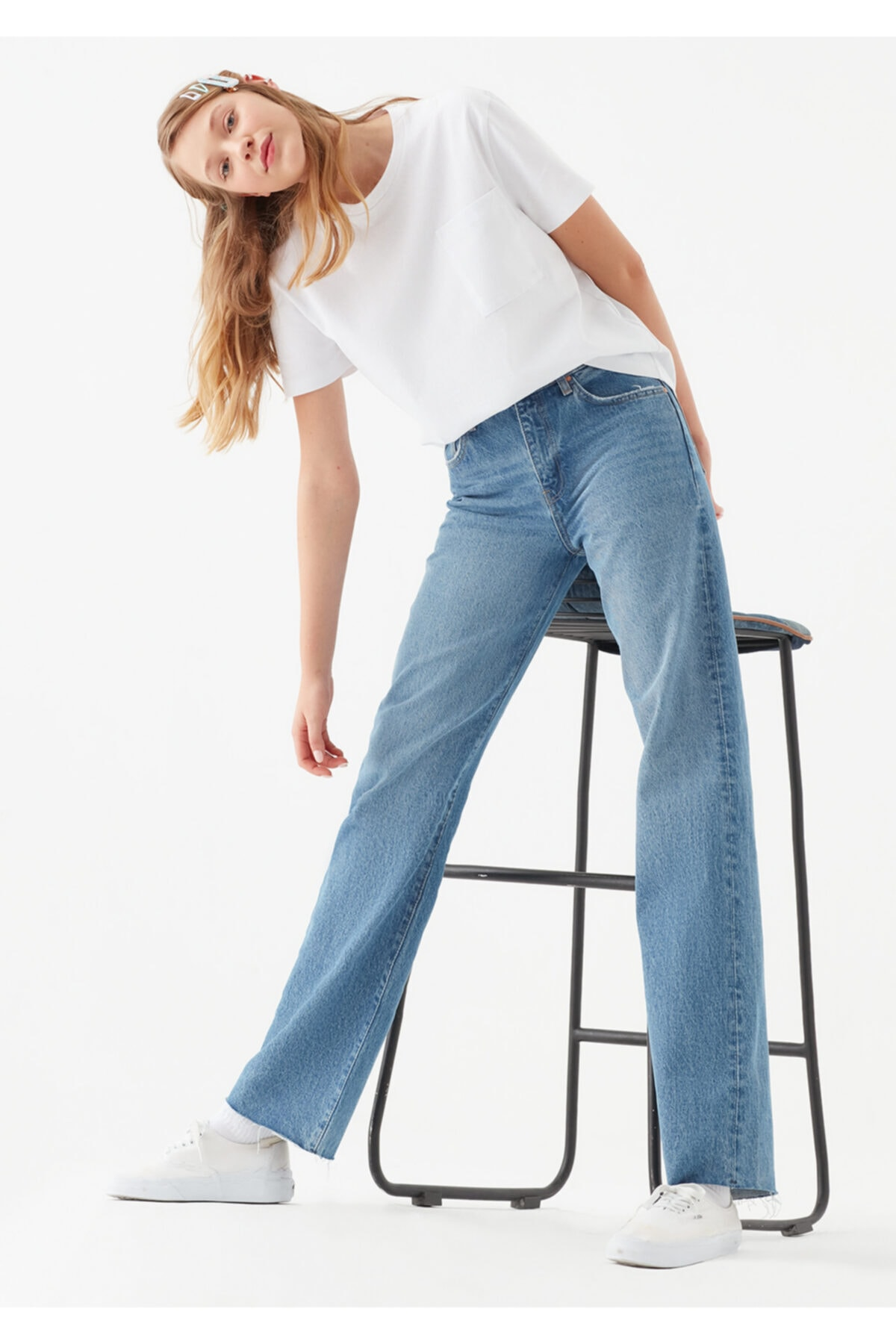 Mavi Barcelona All Blue Jean Pantolon 2
