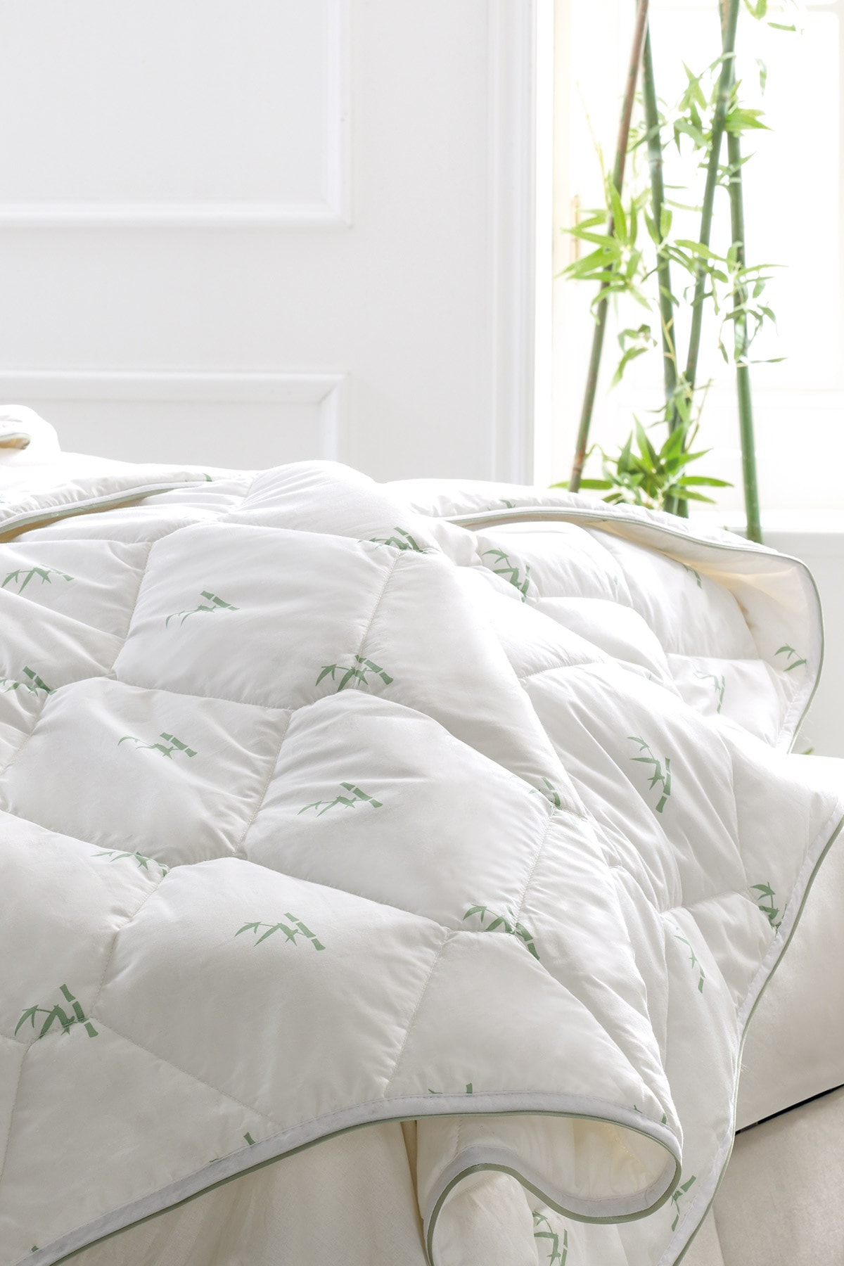 Yataş Bedding Bambu Tek Kişilik Yorgan 1