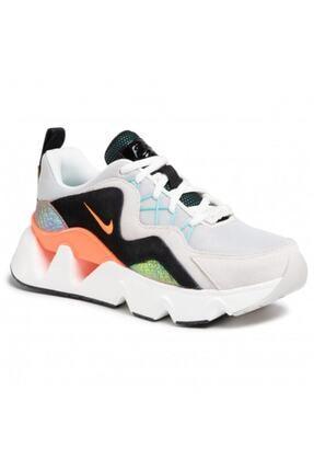 Nike Kadın Turuncu Ryz 365 Light Bone Spor Ayakkabı Cw2658-001