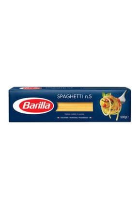 Barilla Spagetti (Spaghetti) Makarna No:5 500 G