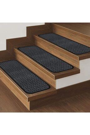 Step Bukle Halıdan Kaymaz Tabanlı Merdiven Basamak Paspası / Halısı