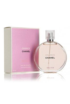 Chanel Chance Eau Vive Edt 100 ml Kadın Parfüm 3145891265606