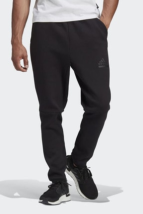adidas Erkek Siyah Günlük Eşofman Takımı Zne Pant Gm6543