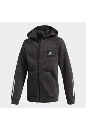 adidas Jb A Mhe Fz Hd Siyah Erkek Çocuk Sweatshirt