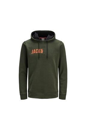 Jack & Jones Jack&jones Jcomondo Erkek Sweatshirt 12157721