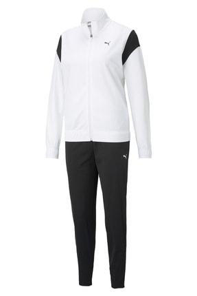 Puma Kadın Spor Eşofman Takımı - Classic Tricot Suit - 58596202