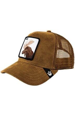 Goorin Bros Unisex Taba Şapka