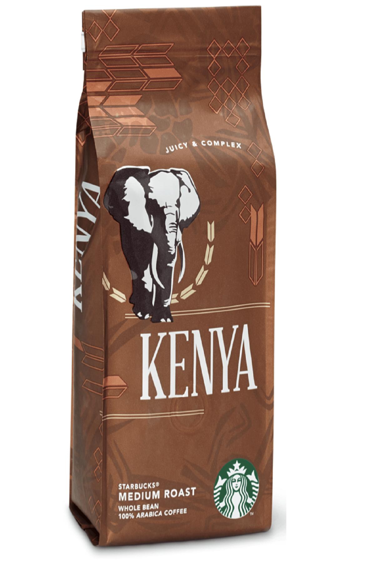Starbucks Kenya Öğütülmüş Kahve 250 gr