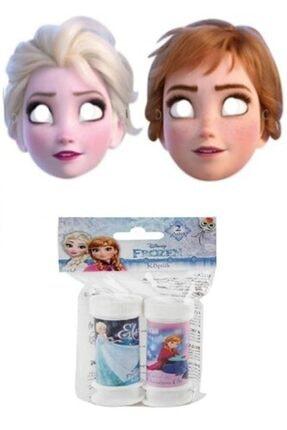 partisüs Frozen Maske Ve Köpük Set