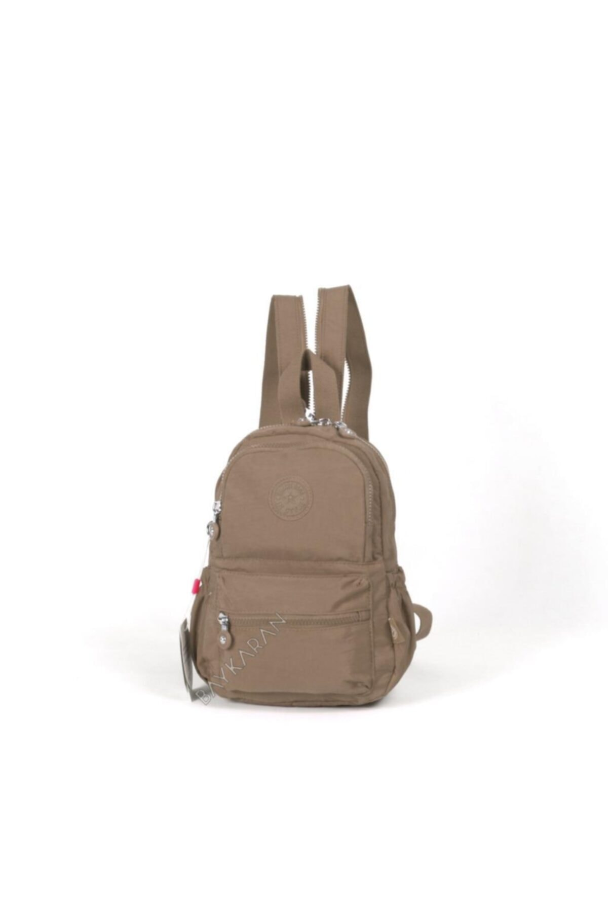 SMART BAGS Smb1030-0007 A.kahverengi Kadın Küçük Sırt Çantası 1