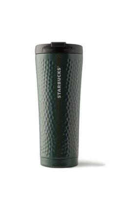 Starbucks Yeşil Renkli   klasik Seri Termos - 355 ml