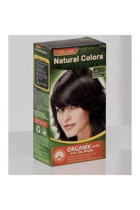 Organic Natural Colors Natural Colors 6c Koyu Küllü Kumral Organik Saç Boyası