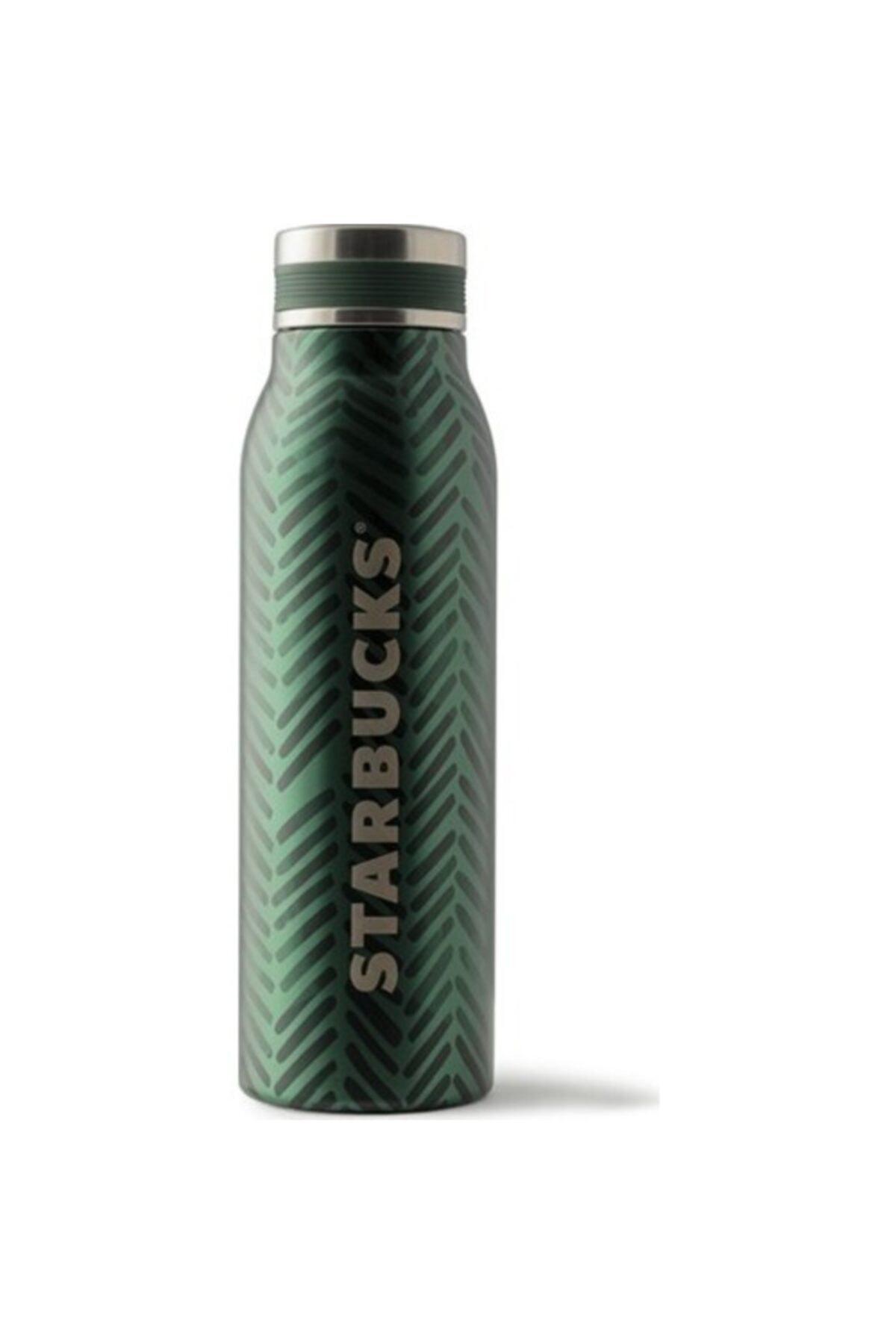 Starbucks Klasik Seri Termos - Yeşil Renkli 444 Ml 1