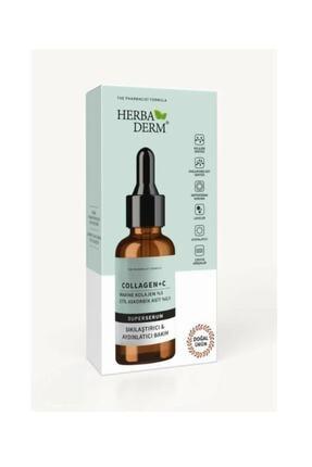 Herbaderm Süper Serum Collagen+vitamin C 30 Ml