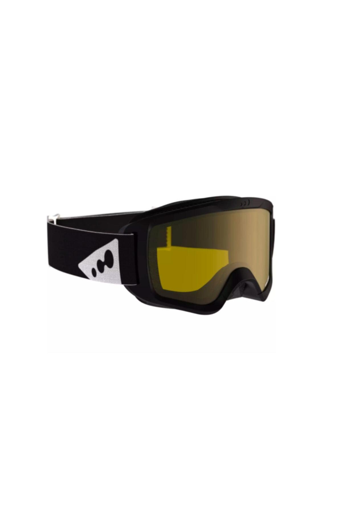 WEDZE Kayak / Snowboard Gözlüğü - Çocuk - Siyah - G120 S1 2