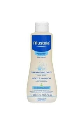 Mustela Gentle Shampoo Papatya Özlü Şampuan 500ml