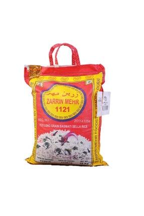 Zarrin Mehr Basmati Safran Aromalı Pirinç 10 kg 1121