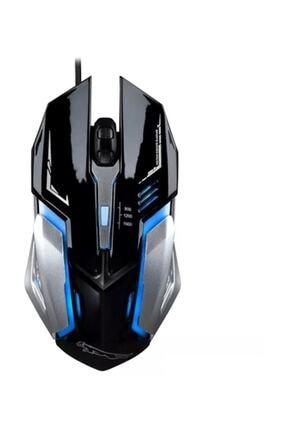Gomax Gmx M2 Rgb Işıklı Optik Oyuncu Faresi - Gaming Mouse Siyah