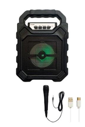 Platoon Pl-4281 Sd Usb Bluetooth Speaker Mikrofonlu Hoparlör