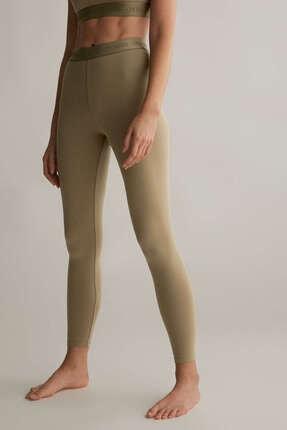 Oysho Bilek Hizasında Comfort Leggings