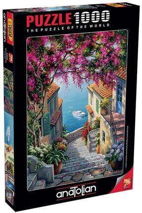 Anatolian Puzzle Kıyı Merdivenleri/stairs To The Sea 1000pcs Puzzle / Anatolian 1088