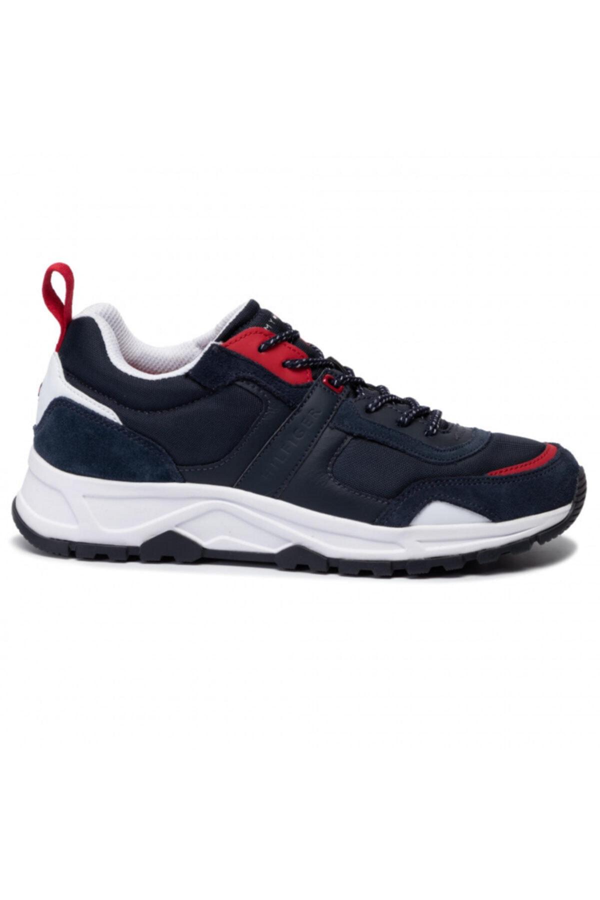 Tommy Hilfiger Erkek Lacivert Sneaker Fm0fm02389 020 1