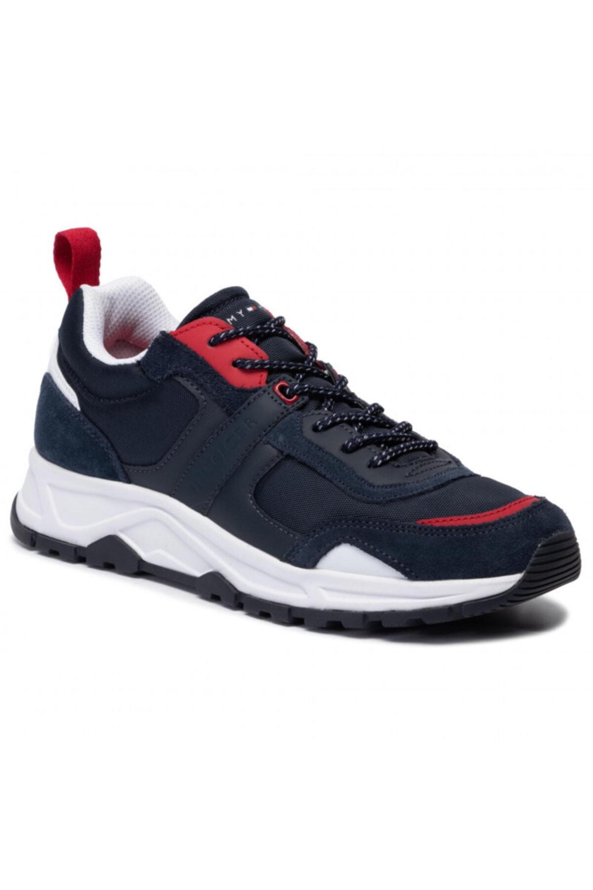 Tommy Hilfiger Erkek Lacivert Sneaker Fm0fm02389 020 2