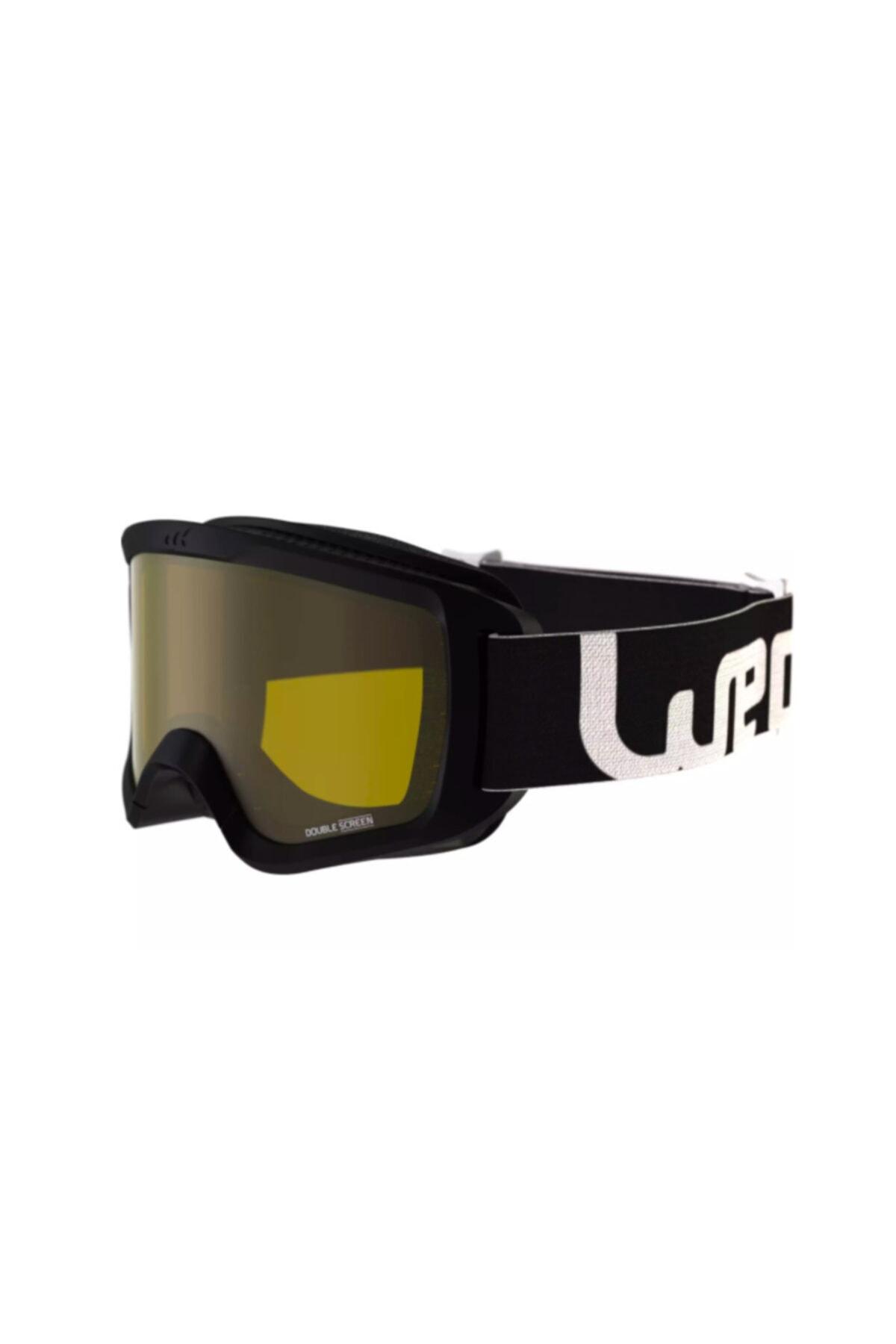 WEDZE Kayak / Snowboard Gözlüğü - Yetişkin - Siyah - G120 S1 1