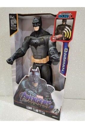 Batman Action Figür Oyuncak 28.5 cm Işıklı Konuşan Betmen