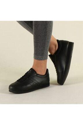 Hammer Jack Elexsus Siyah-siyah Kadın Ayakkabı 102 20001-g