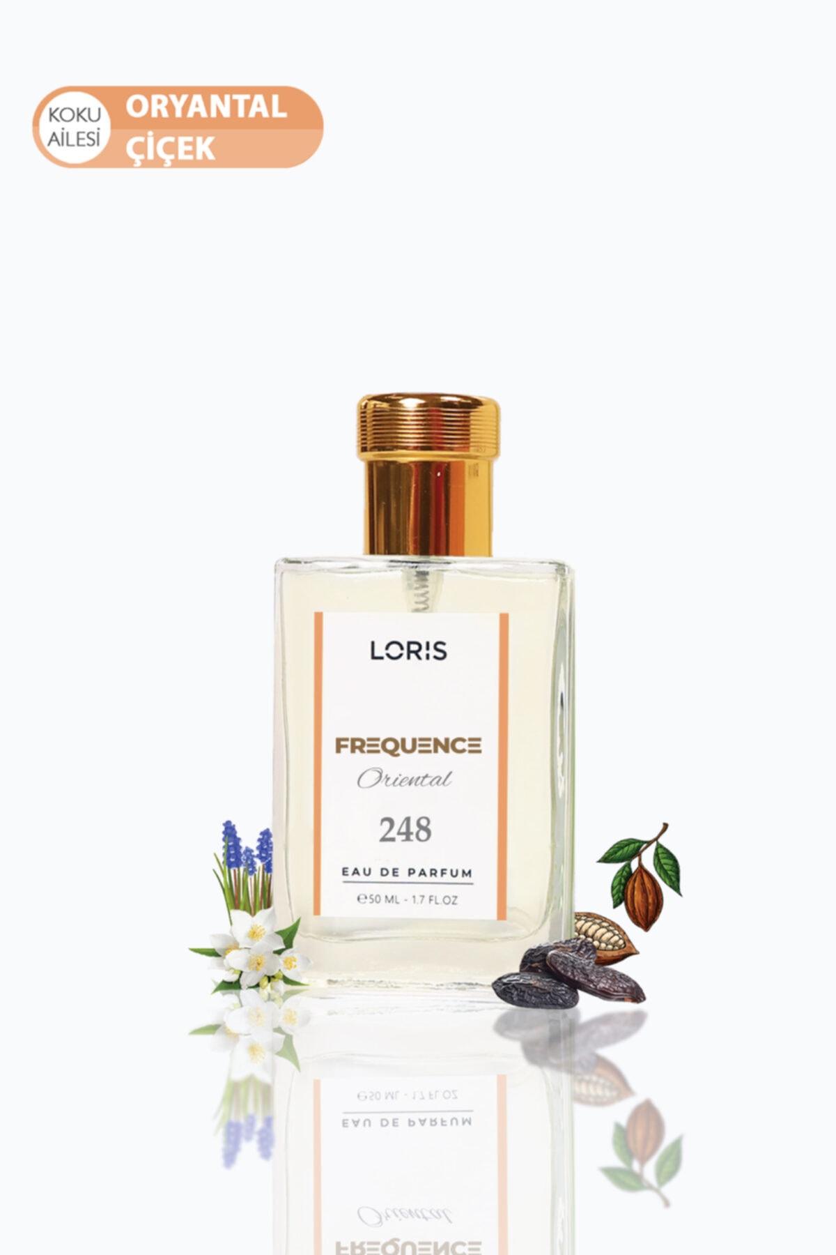 Loris K-248 Frequence Parfume Edp 50ml Oriental Kadın Parfüm 2