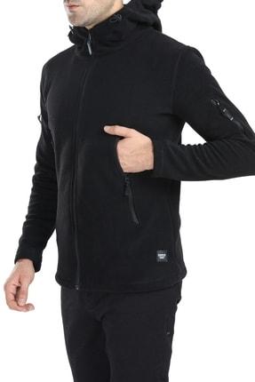 GHASSY CO. Erkek Tactical Kapşonlu Ceket