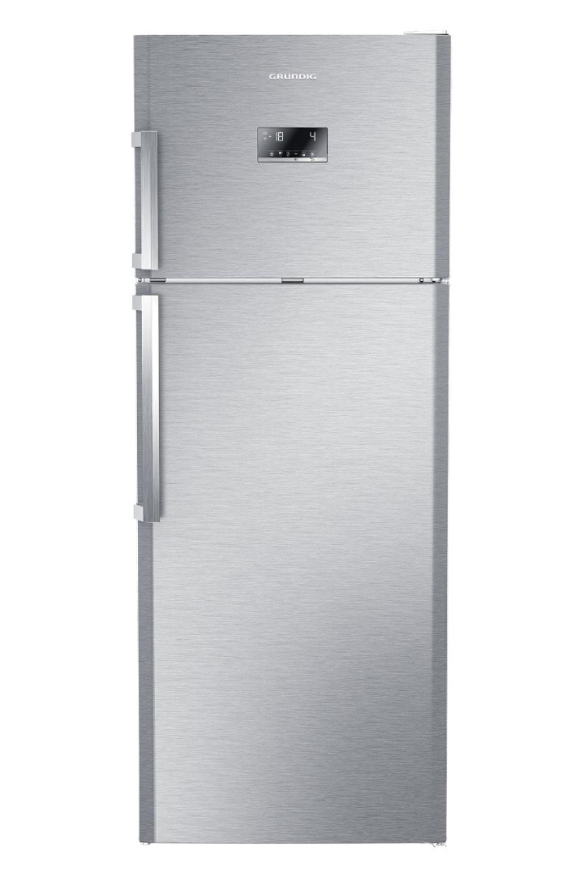 Grundig GRND 5100 I A++ 510 lt No-Frost Buzdolabı 1