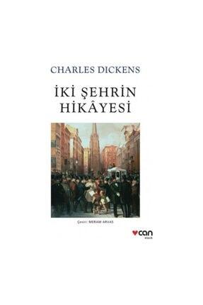 Can Yayınları İki Şehrin Hikayesi Charles Dickens