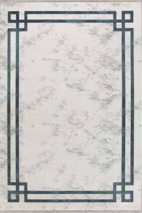 Flora Adonis 2596am Mavi Renk Halı