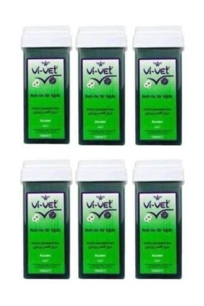 Vi-vet Azulen Kartuş Sir Ağda 6'lı Set 100 ml Ck02755-6