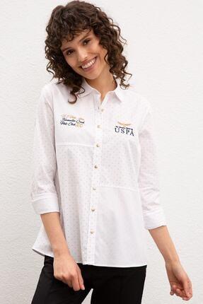 U.S. Polo Assn. Kadın Gömlek G082SZ004.000.987194
