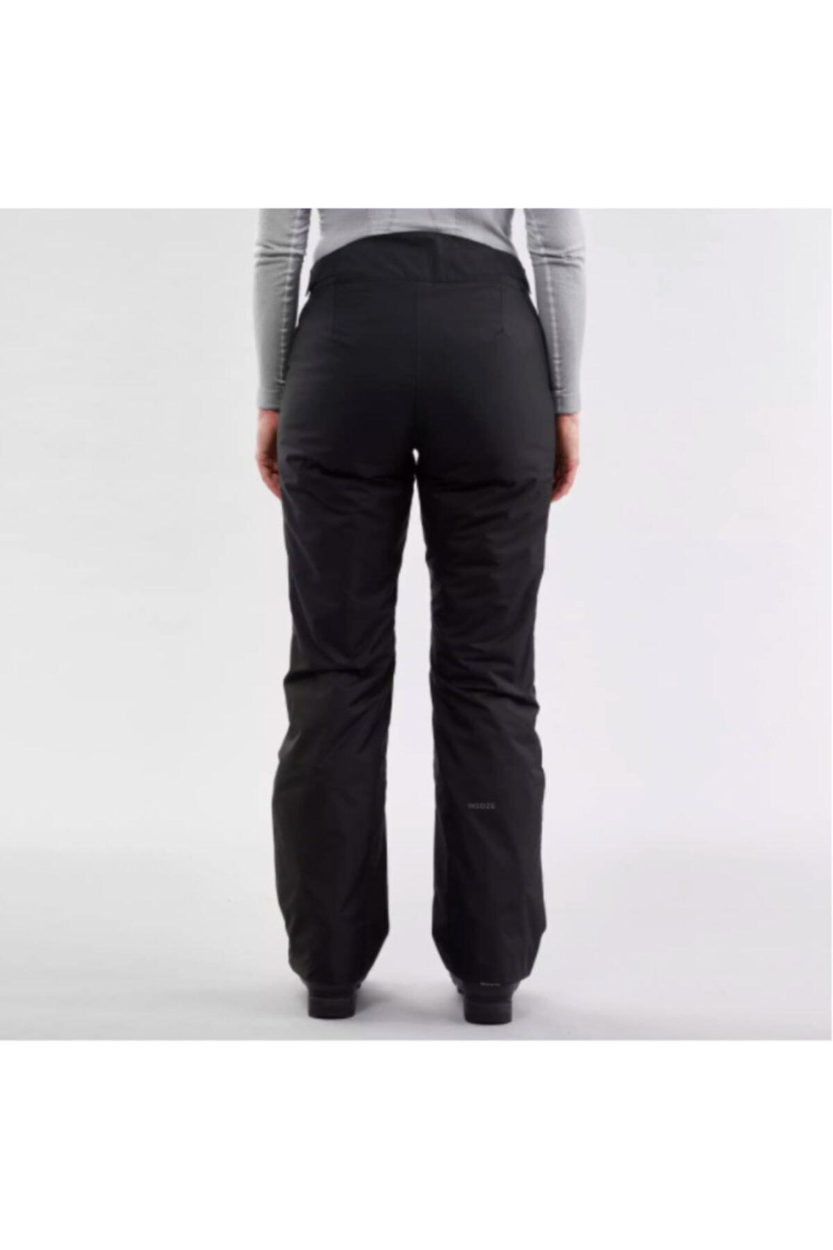 WEDZE Kadın Kayak Pantolonu - Siyah - 180 (26) 2