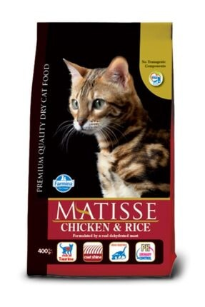 Matisse Tavuk Ve Pirinçli Yetişkin Kedi Maması 1.5 kg
