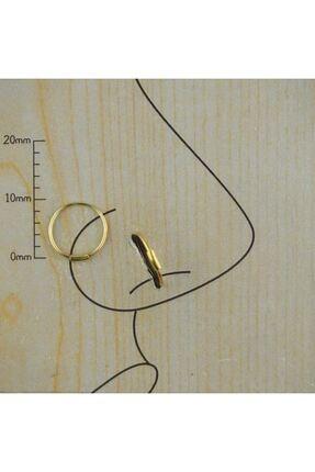 TAKIDAN Gold Boru Kilit 925 Ayar Gümüş Hızma