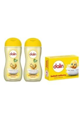 Dalin Bebek Şampuanı 200 Ml 2'li + Bebek Sabunu Özel Set