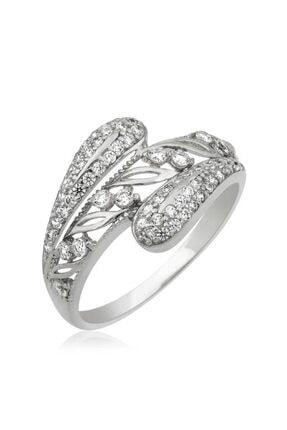 Gumush Kadın Gümüş Yüzük