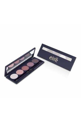 Elite Elıte 5 Colors Palet Far 01